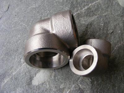 Asme B16 11 3000 Socket Weld Elbow High Pressure Forged