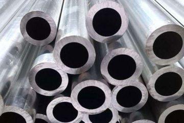 Aluminium Pipe Ø 60x5mm Almgsi 0,5 Length Selectable Aluminium Round Tube Profile fuctions